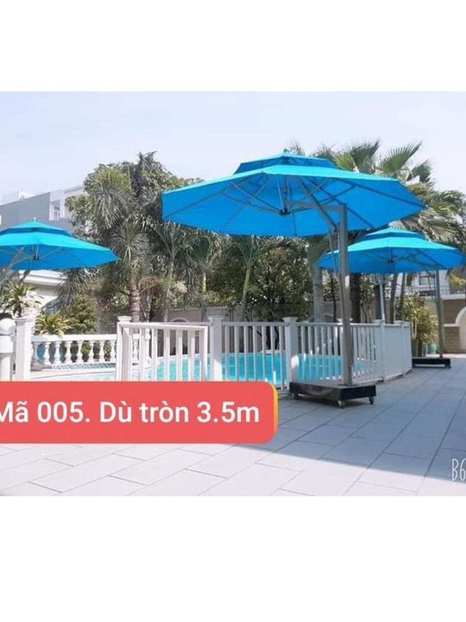 DÙ TRÒN 3,5M - 005